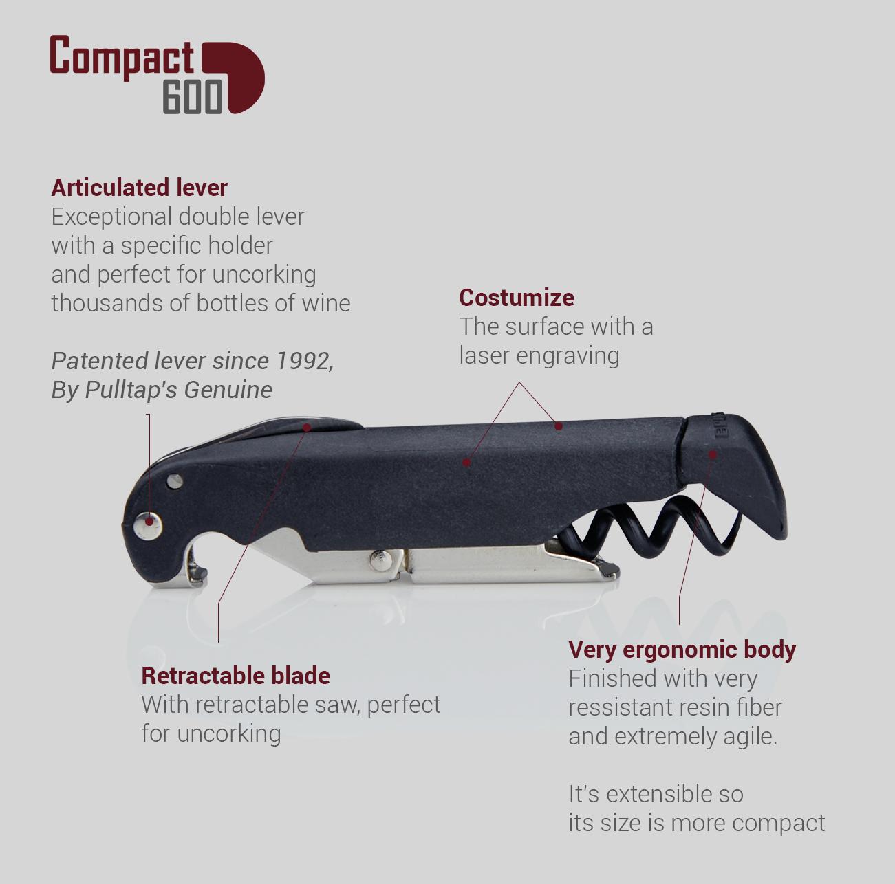 Compact 600